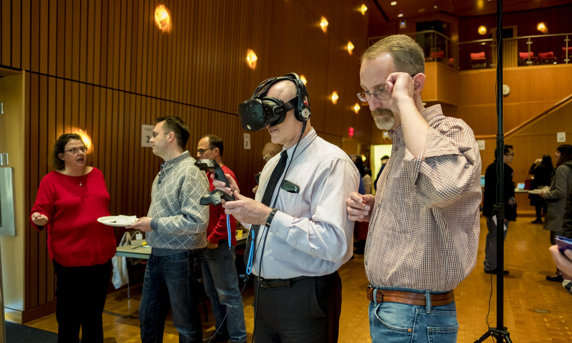 Grinnell College Immersive Experiences Lab
